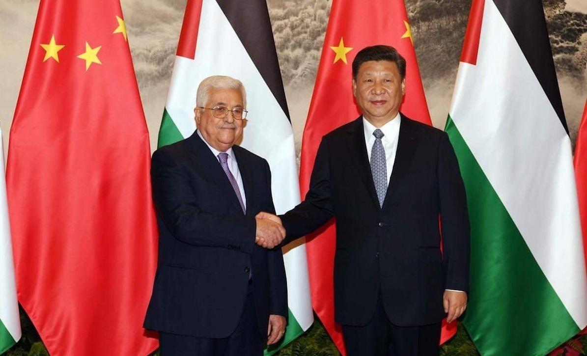 Palestina Sambut Inisiatif Perdamaian China
