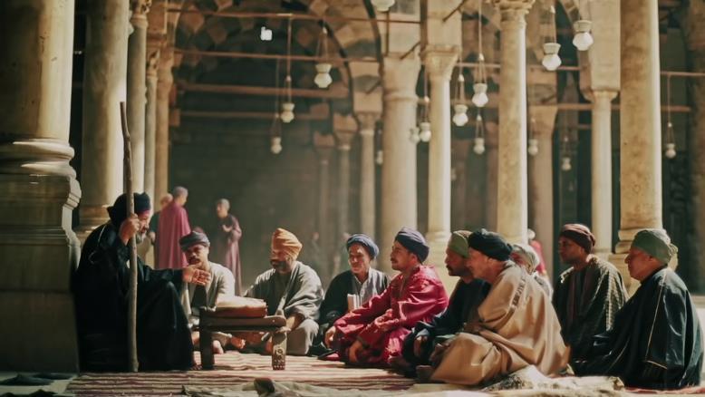 Hubungan Imam Asy-Syafi'i dan Tiga Muridnya