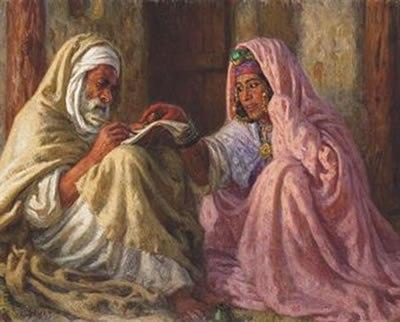 Karamah Ibnu Hajar Al-Haitami Saat Dicereweti Istrinya