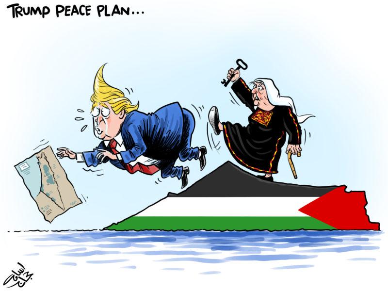 Amerika Tidak Pernah Meninggalkan Timur Tengah