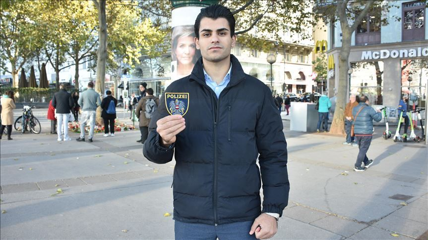 Kisah Heroik Pemuda Muslim Palestina dalam Serangan Teroris Vienna