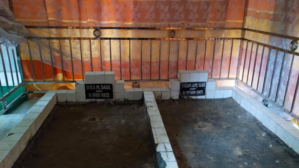 Ziarah Makam dan Surau Syaikh Sa'ad Mungka al-Naqsyabandi, Kawan Satu Thabaqat Syaikh Mahfuzh Termas