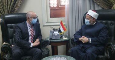 Mufti Mesir Jelaskan Peran Darul Ifta kepada Dubes Baru Kanada