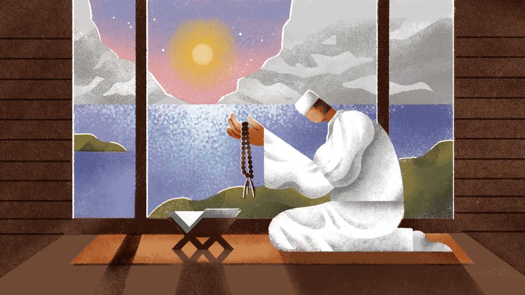 Tafsir Isyari Ibadah Puasa dalam Surat Al-Baqarah Ayat 183
