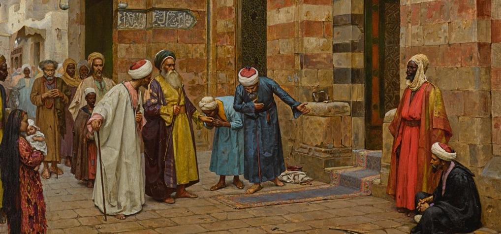 Pertemuan Khalifah Harun Ar-Rasyid dan Seorang Habib