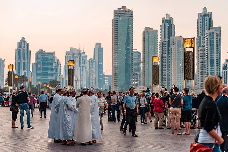Promosi Moderasi Islam, Ribuan Orang di Dubai Ucap Syahadat