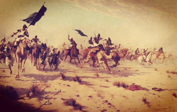 Tafsir Syekh Sya'rawi Surat Ali 'Imran 128, Ketika Nabi Ditegur Allah pada Perang Uhud